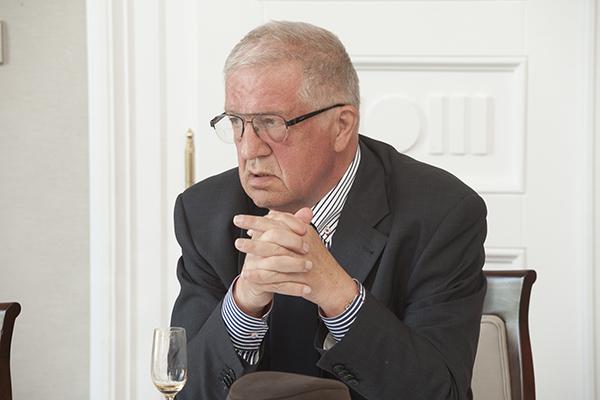 Agrárny expert Peter Baco